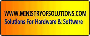 Ministry Of Solutions