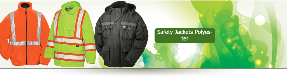 Safety Jackets Polyester