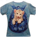 Kids Front Pocket Tshirts