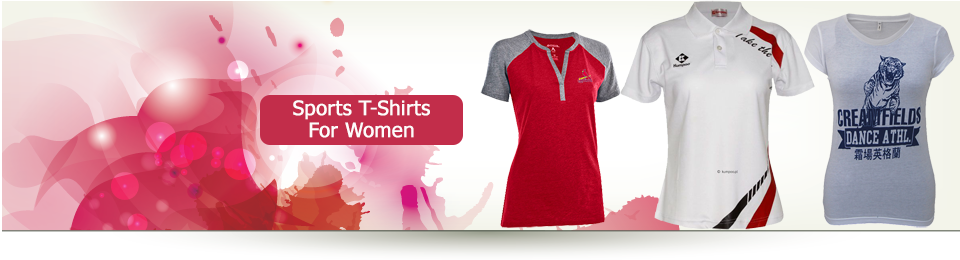 Ladies Sport Tshirts