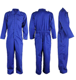 Coveralls – 65% cotton 35% Polyester