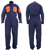Coveralls – 100% cotton Fire Retardant