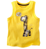 Kids Tank Top and Sleeveless
