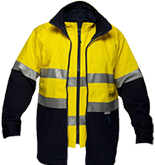 Safety Jacket Cotton